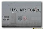 Insigne sur C-17