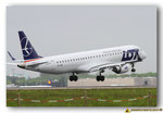 Embraer 195 LOT Polish Airlines