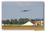 Arrivée tardive du RC-135