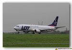 Boeing 737 LOT Polish Airlines
