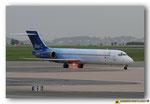 Boeing 717 Blue 1