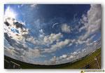 the sky of Fairford