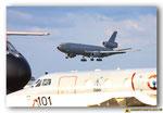KC-10 en approche