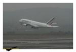 Airbus A380  Air France en montée