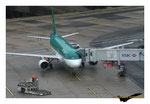 Chargement Airbus A320 Aer Lingus