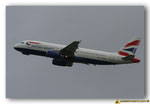 Airbus A320-200 British Airways