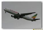 Boeing 767-300ER Ethiopia
