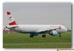 Airbus A321 Austria Airlines