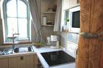 Strandhaus-Fehmarn II - die Küche am Meer