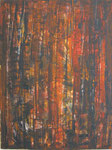 Nr. 8 Acryl auf Leinwand 80 x 60