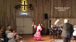 Nieuwjaarsconcert 2017. ¡Viva España!  Harmonie Concordia Margraten, Ben Heijnen, Patricia Pardo, Jos Dobbelstein. Studio España, Flamenco, Casa Pardo.