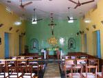 Interieur de la Chapelle