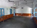 Une salle polyvalente du boarding
