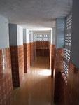 Un couloir d'accès