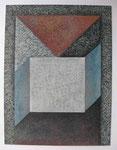 kleine Serie Gouachen 73 (2011) Gouache auf Karton | 40 x 30 cm