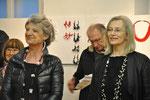 Margit Kasimir und Carin Fürst