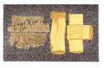 o.T. | Papyrus, Acryl | 20 x 15 cm | 1999