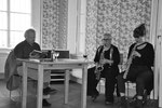 Richard Wall, Ewa Hanushevsky, Astrid Wiesinger