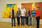 Michael Kasimir, Anne-Bé Talirz, Ernst Krennmair, Monika Breitenfellner, Richard Wall, Johanna Staudinger, Anabel Almaguer-Lehner
