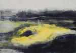 Landschaft 1 | Acryl auf Karton | 35 x 50 cm