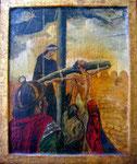 Tafelbild | Tempera auf Holz | 50 x 60 cm | 1990