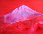 Ararat | Öl auf Leinen | 80 x 100 cm | 2012