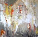 HEADACHE | Öl auf Leinen | 60 x 60 cm | 2018