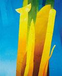 Together | Öl auf Leinwand | 160 x 130 cm | 2001