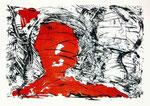 Prägung | Lithografie | 75 x 55 cm