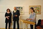 Ildiko Jell, Ernst Hager, Marianne Hollinetz
