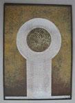 Serie B: Kleine Gouachen / Miniaturen 22  (2011) Gouache auf Karton | 29,1 x 20,9 cm
