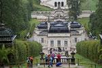Zu Besuch im Schloss Linderhof