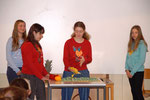 Das Früchte-Theater wurde von Jugendlichen gespielt