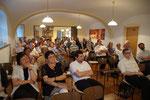Zuhörer aus den Pfarreien des Dekanates