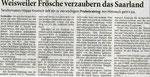 """Prunk-Gala-Kappensitzung der RCV """"Die Stammpesse"""" in St. Ingbert-Rohrbach (14.02.2015)"""