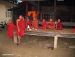 Sponti Besuch des Myazigon Klosters in der Nähe von Bagan