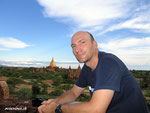Bagan - noch ganz ohne Touristen