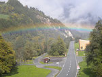 13 Regenbogen in Pignia Bad