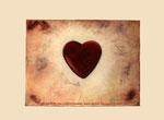 Love ist the Key ...... 80 x60 cm Leinwand auf Keilrahmen    180.--€