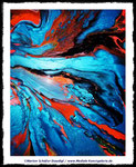Many Rivers Acryl auf Leinwand   Verkauft ♥                    480.-€