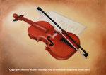 Das Lied der Geige.......Dieses Bild ist nicht mehr zu haben