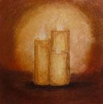 Licht ......50x50 cm    Acryl auf Leinwand    120.-€