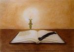 Das Buch des Lebens... 80x60cm gerahmt ....Dieses Bild ist nicht mehr zu haben