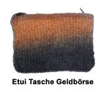 Anleitung Etui, Geldbörse Handy Tasche