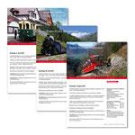 Reiseblätter RDSW-Reisen