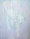 「fade」アクリル絵具 キャンバス 117×91cm 2014年