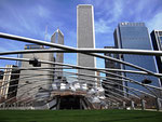 Chicago - Jay Pritzker Pavillon by Ralf Mayer