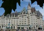 Fairmont Chateau - Ottawa by Ralf Mayer