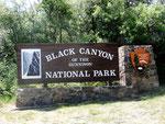 Black Canyon of the Gunnison - Colorado by Ralf Mayer