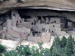 Cliff Palace - Mesa Verde N.P. - Colorado by Ralf Mayer